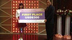 Sinh viên Đại học Nông lâm TP.HCM đạt giải nhất cuộc thi nông nghiệp khu vực Châu Á Thái Bình Dương