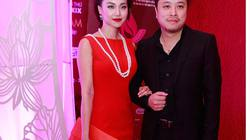 """Đinh Ngọc Diệp - Victor Vũ """"dính như sam"""" sau đính hôn"""