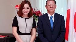 Lan Phương được Đại sứ Nhật Bản khen tặng