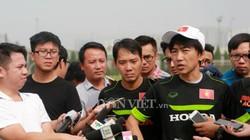 VCK U23 châu Á sẽ định đoạt tương lai của HLV Miura