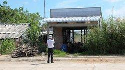 Người Khmer rời bỏ khu tái định cư
