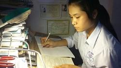Nữ sinh mồ côi nuôi ước mơ làm công an
