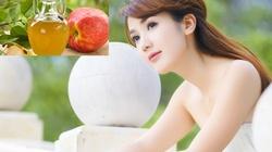 Mẹo chăm sóc vẻ đẹp toàn diện từ một chai giấm táo