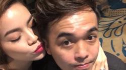 Facebook sao 7/12: Hà Hồ khoe ảnh ôm hôn trai trẻ