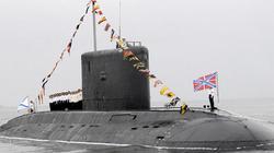 Tàu ngầm tên lửa Kilo của Nga xuất hiện gần Syria