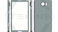 Thiết kế Galaxy S7 và Galaxy S7 Plus lần đầu xuất hiện