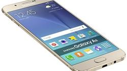 Samsung Galaxy A8 dùng chipset mới ra mắt