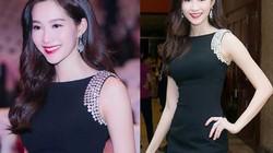 Hoa hậu Thu Thảo đẹp dịu dàng đi chấm thi Hoa khôi