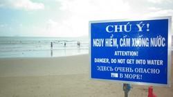 Bất chấp biển cấm, xem thường tính mạng