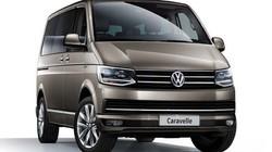 Soi động cơ trong dòng xe van thương mại mới của VW