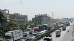 Xe tải nặng phải đi trên cao tốc: Doanh nghiệp bất ngờ
