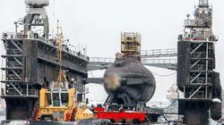 Tàu ngầm 186-Đà Nẵng bắt đầu hành trình về Việt Nam