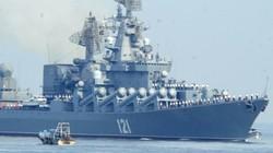 Cuộc sống trên tuần dương hạm Nga dùng tiêu diệt IS