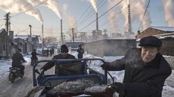 Ảnh: Cuộc sống tại nơi ô nhiễm bậc nhất thế giới ở TQ