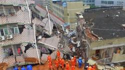 Sập 33 tòa nhà TQ: Sống sót sau hơn 60 giờ bị chôn vùi