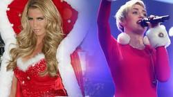 """Trang phục """"ăn theo"""" mùa Giáng Sinh của sao"""