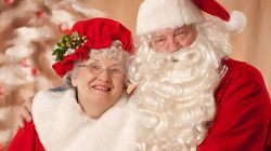 Vợ của Ông già Noel là ai?