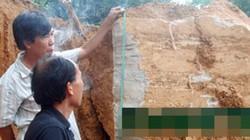 Ngôi mộ cổ hàng trăm năm tuổi vùi lấp dưới đồi đất ở Hà Tĩnh