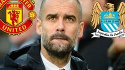 Pep Guardiola nói gì về thông tin dẫn dắt M.U hoặc Man City?