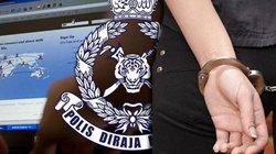 Malaysia: Bị bắt vì nói xấu cảnh sát trên Facebook