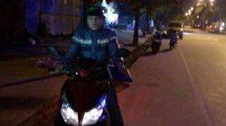 Một phóng viên bị cướp trên đường đi tác nghiệp