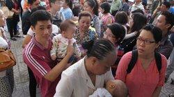 TP.HCM: Đăng ký tiêm vắc-xin Pentaxim qua tổng đài 1080