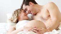 Nguyên tắc sex khi mang thai