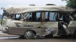 Nghệ An: Tai nạn xe khách kinh hoàng trên QL48, 7 người bị thương