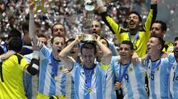 Argentina vô địch Futsal World Cup 2016, Iran giành giải 3
