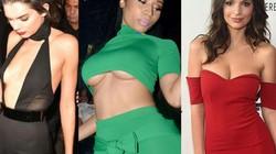 1001 kiểu mặc váy khoe vòng 1 gợi cảm của sao Hollywood