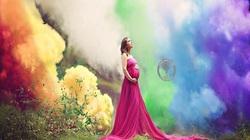 Rơi nước mắt với bức ảnh của mẹ trẻ từng 6 lần sảy thai