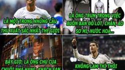 """HẬU TRƯỜNG (5.10): M.U """"giàu tiền nghèo thành tích"""", Ronaldo """"quăng lựu đạn"""""""