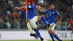 """Clip Công làm thủ phá, Tây Ban Nha """"cưa điểm"""" với Italia"""