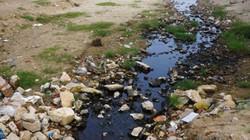 """Biển xứ Thanh """"gánh"""" nước thải vì cải tạo không gian"""