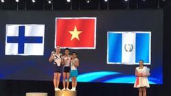 Thể dục dụng cụ Việt Nam thắng lớn tại giải thế giới