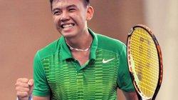 Lý Hoàng Nam gây sốc trên BXH ATP
