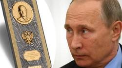 """Putin được tặng iPhone 7 siêu """"độc"""" giá 82 triệu đồng"""
