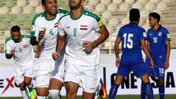 ĐIỂM TIN SÁNG (12.10): Thái Lan đá xấu nhất vòng loại World Cup