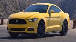 Ford Mustang tạm thời dừng sản xuất ở Mỹ