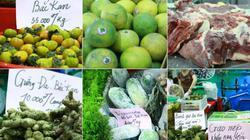 """""""Bão"""" đặc sản vùng miền, thực phẩm an toàn từ 32 tỉnh về Thủ đô"""