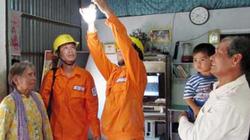 Điện về ấp Khmer mang theo no ấm
