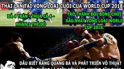 HẬU TRƯỜNG (13.10): Thái Lan quảng bá Muay Thái ở World Cup