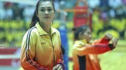 Vẻ đẹp không tuổi của hoa khôi bóng chuyền Kim Huệ