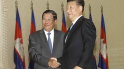 Trung Quốc xóa nợ 90 triệu USD cho Campuchia