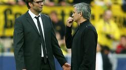 HLV Jurgen Klopp là khắc tinh của Mourinho