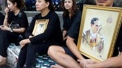 Những điều lạ ở Thái Lan sau khi Nhà vua băng hà