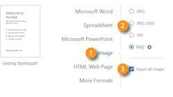 Cách sắp xếp và giải nén nhanh trang PDF