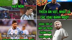 """HẬU TRƯỜNG (17.10): Messi có bầu, Pogba được hứa """"thưởng sex"""""""