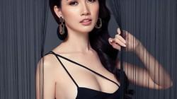 Người đẹp Phan Thị Mơ khoe vòng 1 căng đầy với mốt không nội y