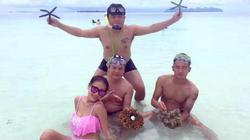 Du khách TQ bị tố bẻ san hô chụp ảnh ở bãi biển Malaysia